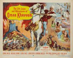 Omar Khayyam (1957) DVD