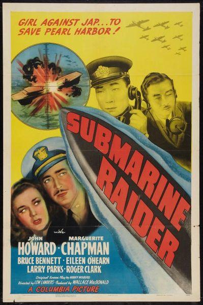 Submarine Raider (1942) DVD