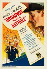 Broadway Thru a Keyhole (1933) Constance Cummings, Russ Columbo, Paul Kelly, Texas Guinan