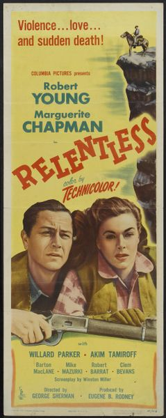 Relentless (1948) DVD