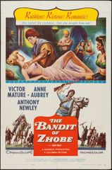 Bandit of Zhobe (1959) DVD