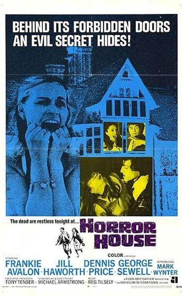 Horror House (1969) DVD