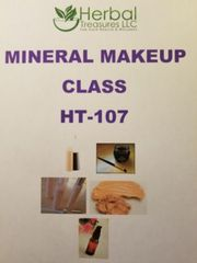 Mineral Make-up Class HT-107 Local Residents only