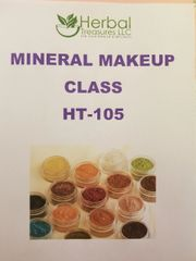 Mineral Make-up Class HT-105