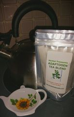 Adaptogen Tea Blend-Organic blend to aid the body in working in harmony