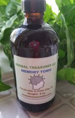 Memory Tonic-Natural Remedy and Clinically Tested to Improve Memory