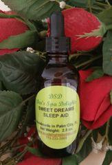 Sweet Dreams Sleep Aid-Organic Remedy to help you sleep