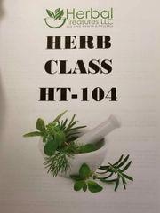 Herb Class HT-104