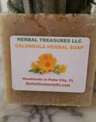 Calendula Soap-Natural remedy for many skin conditions