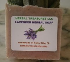 Lavender Soap-Natural Remedy for all Skin Conditions