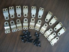10 Pcs Pinch Clamps @ $16 each
