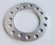 "Wheel Spacer 6"" 5 lug 1/4 "" thick..............................56-300"