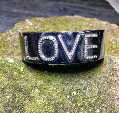 LOVE Diamond Bangle