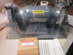BALDOR .3 HP UTILITY GRINDING MACHINE 3600 RPM NEW