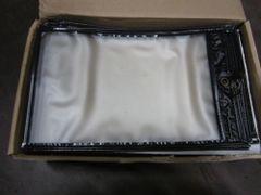 1 BOX OF 100 TRANSPARENT ENVELOPES NEW