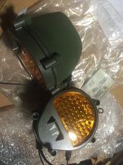 2 M998, M35, M809, M151 FRONT COMPOSITE LIGHTS LED 3283584, 12422957, 6220-01-482-6107 NOS