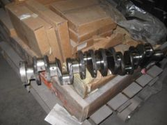 CUMMINS CRANKSHAFT 3908032 NOS
