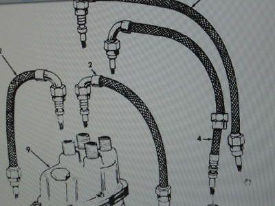 m151 jeep sprk plug lead and conduit 2 11660569 2 nos. Black Bedroom Furniture Sets. Home Design Ideas