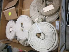 "25 FOOT FIRE WATER HOSE 1-1/2"" NPSH NEW"