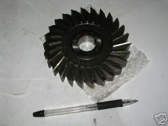 HOUSTON TOOL SIDE AND FACE MILLING CUTTER 5X3/4X1 NEW