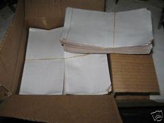 "1 BOX OF 1000 PACKING LIST ENVELOPES 4"" X 8"" NEW"