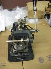 ACKERMAN-GOULD MM-2 WIRE MARKING MACHINE USED