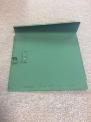 M35 2 1/2 TON SERIES TOOL BOX DOOR 7372771, 5340-00-737-2771 NOS