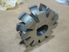 "CONCAVE MILLING CUTTER 7/8"" x 4"" x 1-1/4"" NEW"