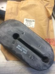 VEHICULAR THERMAL INSULATION 12460559, 2540-01-433-2545 NOS