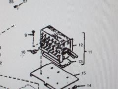 MEP-002A 5 KW MEP-003A 10 KW GENERATOR OIL COOLER 102-0843 NOS