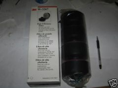 CASE 3M W-3267-36 HEPA FILTERS NEW