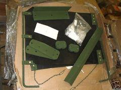 M939 5 TON MUD FLAP MODIFICATION KIT 12300848 NOS