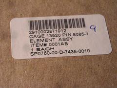 1 VARIOUS BRAND FUEL FILTER 8085-1, 3317, 5574508 NOS
