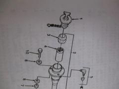 M998 A1 HUMMER FUEL TANK CAP 12338558-1, 5342-01-246-1120 NOS