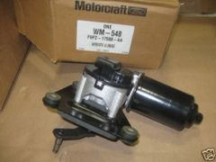 MOTORCRAFT WIPER MOTOR AND LINKAGE WM-548 NEW