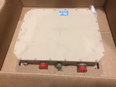 MRAP BAE CENTRAL CONTROL BOX 107574700C, 2540-01-563-3174 NOS