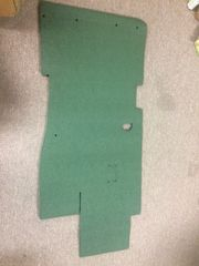 M998 VEHICULAR CAB INSULATION PANEL 12339907, 2510-01-250-7596 NOS