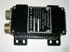 M151 M35 SERIES 28 AMP VOLTAGE REGULATOR 11631857 NOS