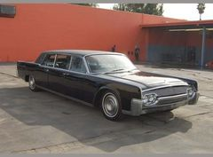 1961 Lincoln Lehman Peterson Limousine - Runs and Drives Well