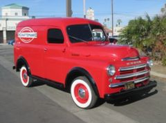 1948 Dodge Panel Truck / Delivery CRAFTSMAN - Restored Like New !!!