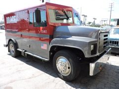 1994 Ford F700 Armored Truck - Great Running Condition