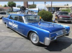 1961 Lincoln Lehman Peterson Limousine - BUD LIGHT - Custom