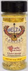 Delta Legends I Love Garlic with Butter