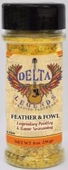 Delta Legends Feather & Fowl