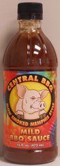 Central BBQ Mild BBQ Sauce