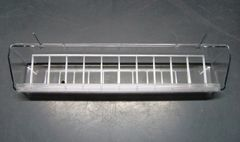 """CCA Seed Trough with Scatter Guard - 12"""""""
