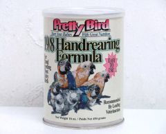 BR Pretty Bird 19/8 Handrearing Formula - 16oz