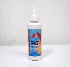 Morning Bird Worm Away - 4oz