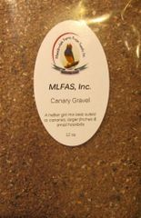 MLFAS, Inc. Canary Gravel™ - 12 oz
