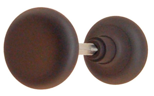 PART NUMBER: 8746-OB - B&M OIL RUBBED BRONZE HOLLOW CORE DOOR KNO ...